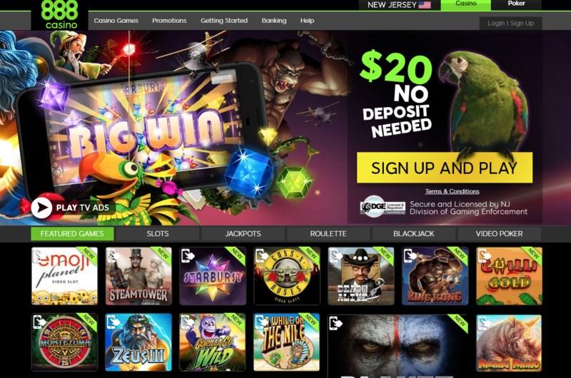 Bônus 888 casino