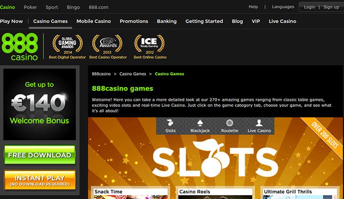 888 Jogos · Jogar Slots
