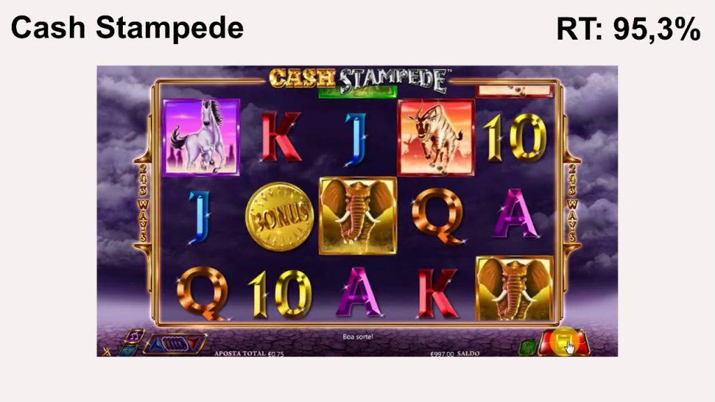 a nossa aposta casino