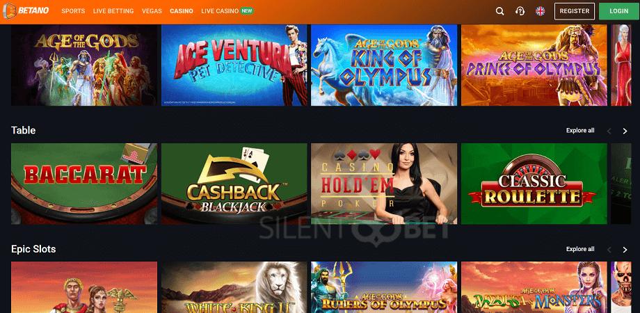 betano casino app