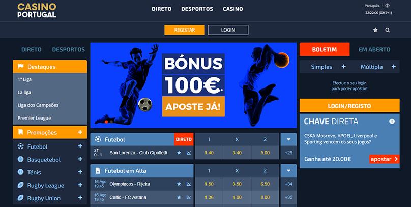 bonus casino portugal